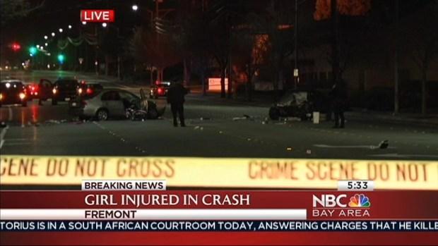 [BAY] Fremont Mother, Daughter, 4, Injured in Fremont Head-On Crash