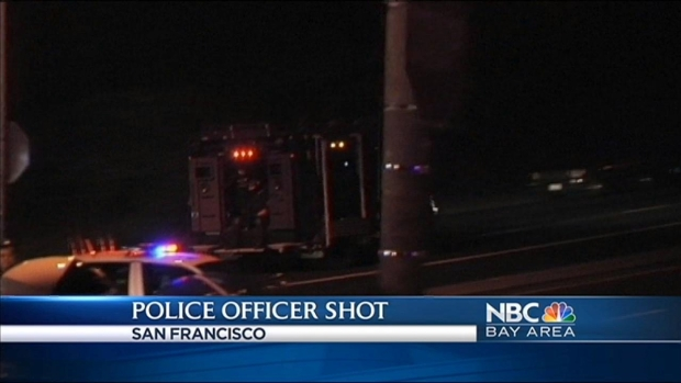 [BAY] Manhunt Ends After High Speed Chase in SF Officer Shooting