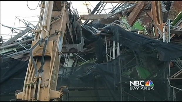 [BAY] Neighbors Move Back in After Mission Bay Fire