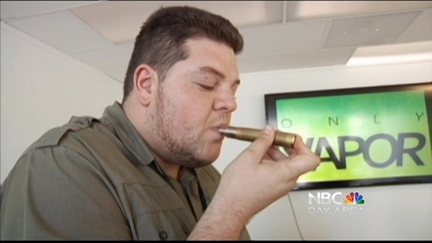 [BAY] Santa Clara County Looking into Regulating E-cigarettes