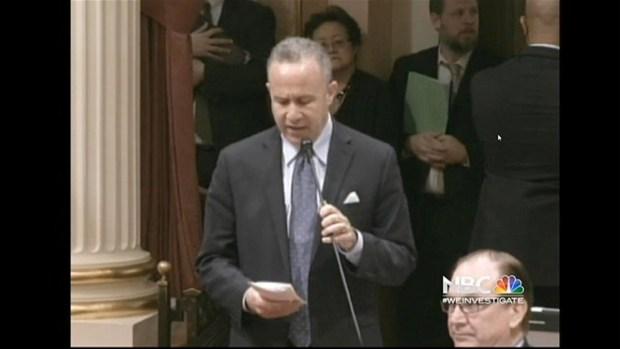 [BAY] Lawmakers Vote to Suspend Sen. Leland Yee