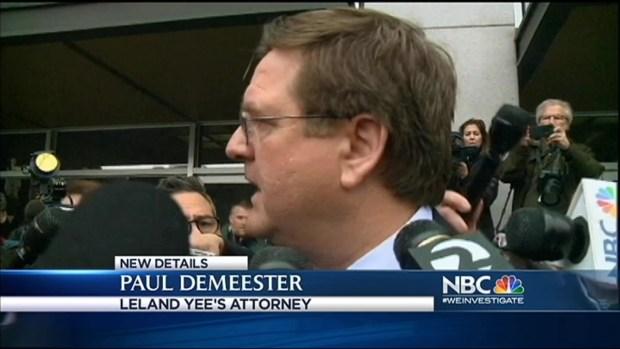 [BAY] Sen. Leland Yee in Court for Bond Hearing