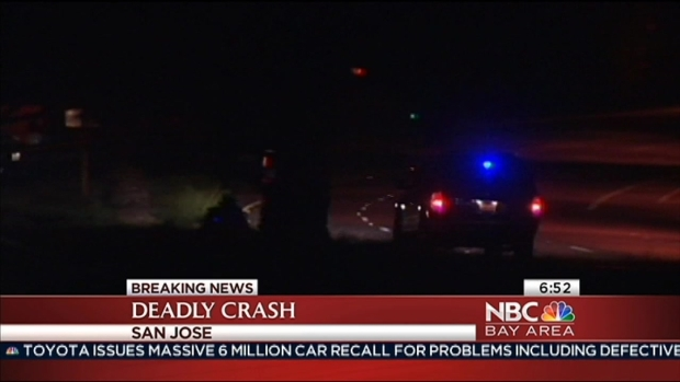 [BAY] Deadly Hit and Run Investigation in San Jose