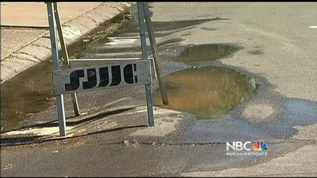 [BAY] Water Main Leaks Anger San Jose Residents