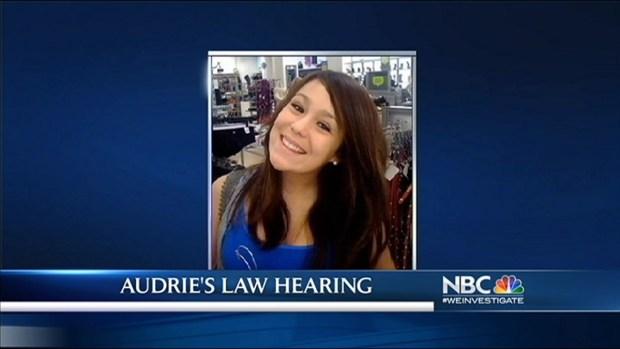 [BAY] Senators Discuss Stiffer Penalties in Wake of Audrie Pott Suicide