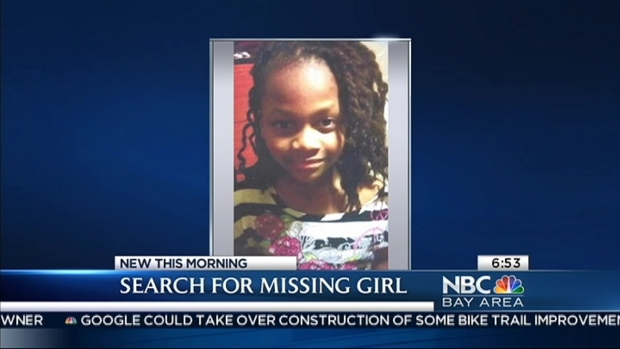 [BAY] 7-Year-Old Girl Missing in Oakland