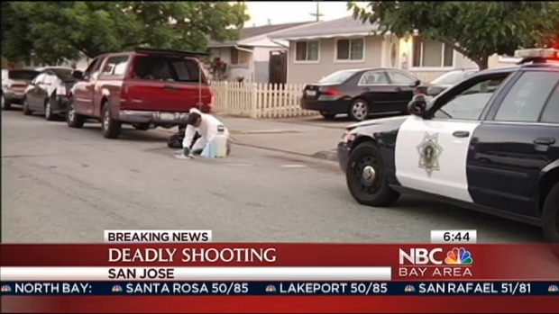 [BAY] Deadly Shooting in East San Jose