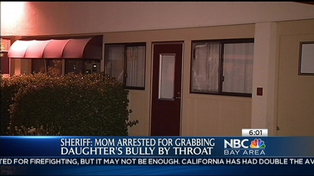 [BAY] Mom Accused of Assaulting Daughter's Bully