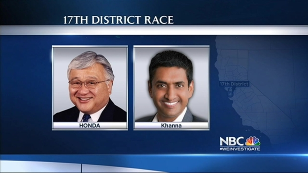 [BAY] Two Democrats Lead Charge in 17th Congressional Race