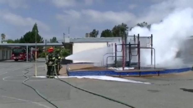 [BAY] Vallejo Park Fire
