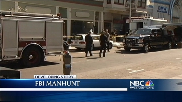 [BAY] FBI Swarm SF Building, Seek Man For Explosive Material