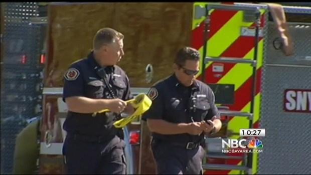 [BAY] Police Shoot Murder Suspect Inside Sunnyvale Home