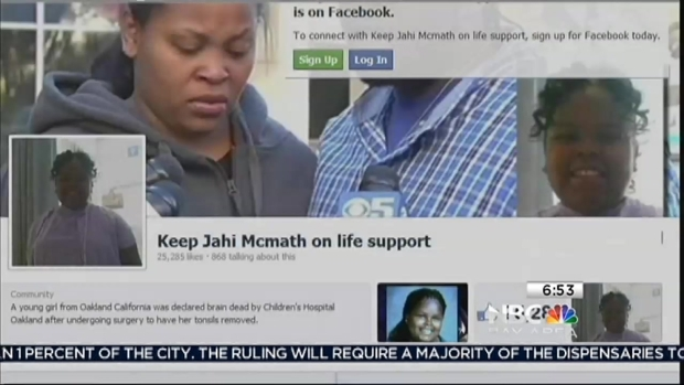 [BAY] Diploma Fight for Jahi McMath