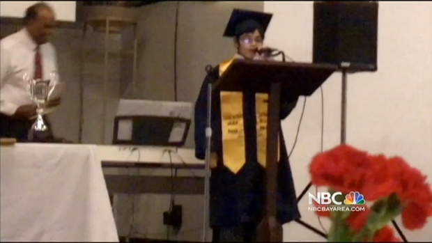 [BAY] 10-Year-Old Earns High School Diploma in California