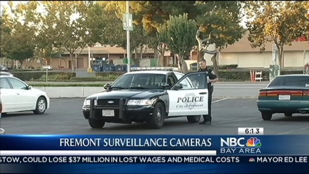 [BAY] Fremont Considers $300k Plan to Install Surveillance Cameras