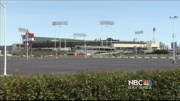 [BAY] A's Reach Deal to Stay at Coliseum Another Decade