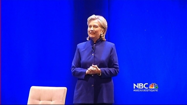 [BAY] Hillary Clinton's Book Tour Stops in San Francisco