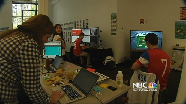 "[BAY] Inside Google's World Cup ""War Room"""