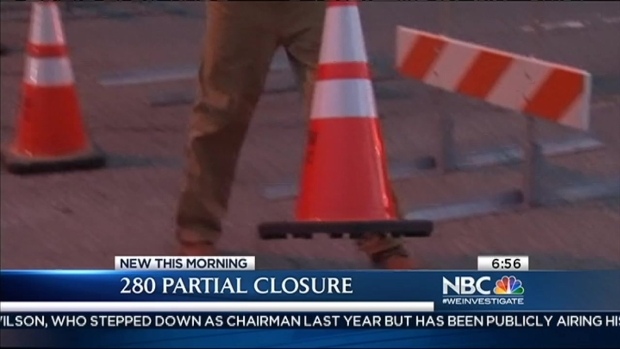 [BAY] I-280 Closure In Effect