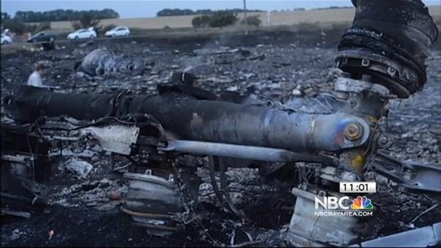 [BAY] Obama Addresses Nation on Malaysia Airlines Flight 17 Crash