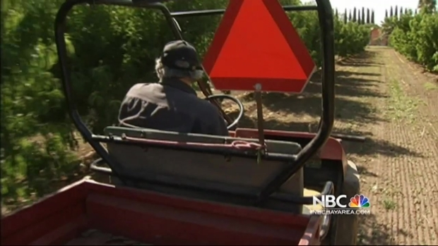 [BAY] South Bay Farms Impacted by Shutdown of Water Pipeline