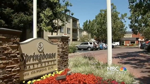 [BAY] Pleasanton Apartment Complex Residents Without Water for Days