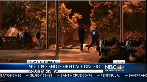 [BAY] Multiple Shots Fired After Wiz Khalifa Concert at Shoreline Amphitheater