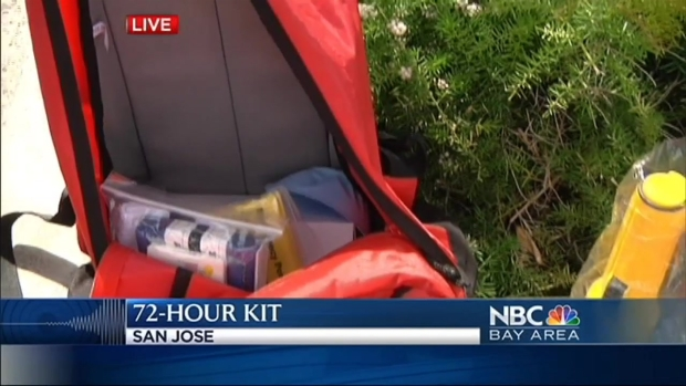[BAY] Napa Quake Good Reminder to Prepare 72-Hour Kit: Red Cross