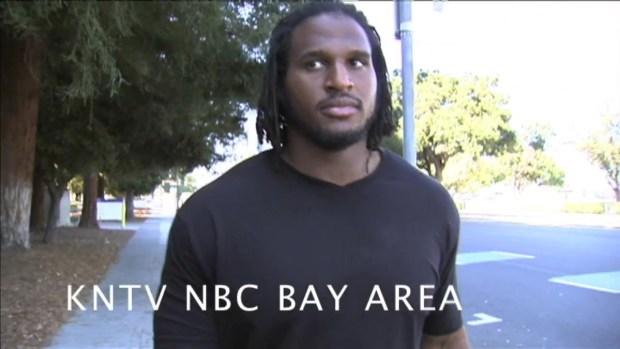 RAW VIDEO: 49ers Ray McDonald Leaves Santa Clara County Jail