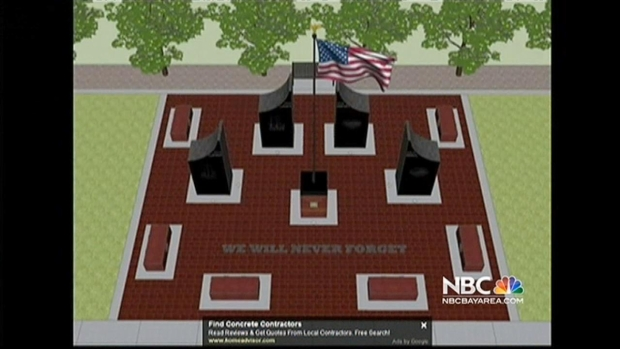 New Sept. 11 Memorial Coming to Hayward