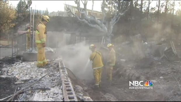 [BAY] Winds, Low Humidity Make Fighting Weed Fire Challenging