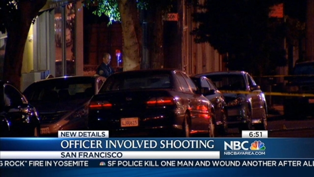 [BAY] San Francisco Police Kill Robbery Suspect Near AT&T Park During Giants Game