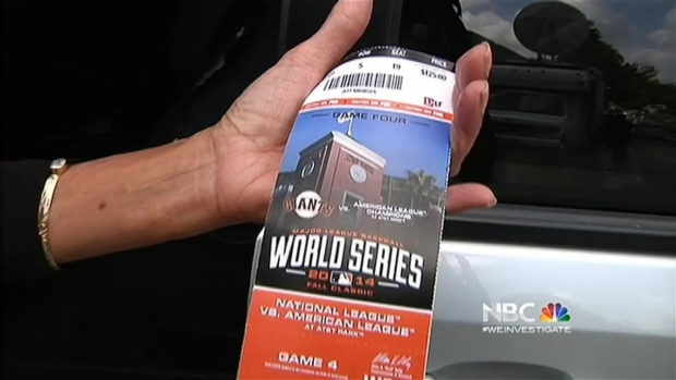 [BAY] Fans Warned of Fake World Series Tickets