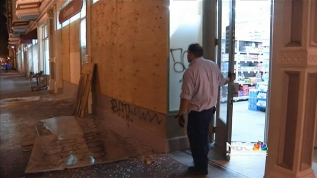 [BAY] Business Owners Say Oakland Police Didn't Do Enough to Deter Vandals, Protesters