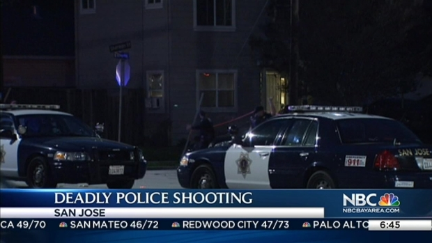 [BAY] Police Shoot, Kill Suspect Who Charged at Cops With Knife: SJPD