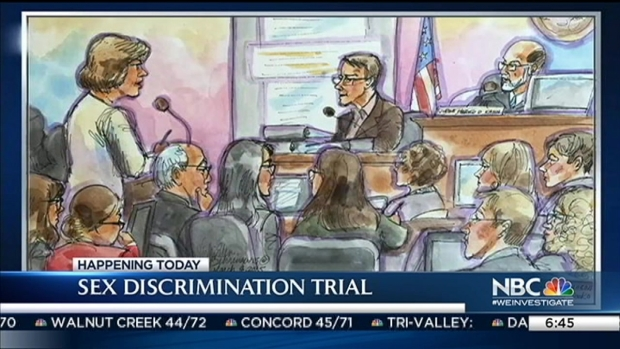 [BAY] Woman at Center of Silicon Valley Sex Discrimination Trial to Take Stand