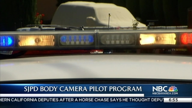 [BAY] San Jose Police Chief Requests to Test Body Worn Cameras on 12 Officers, Push Rollout Date to 2016
