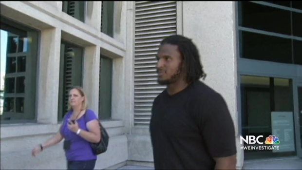 [BAY] Ray McDonald Arrested on Domestic Violence, Child Endangerment Charges