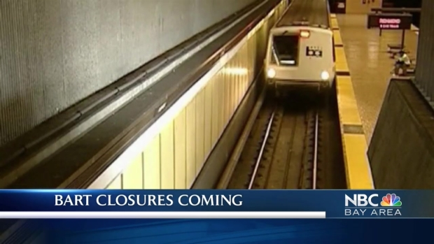 [BAY] BART to Stop All Train Service For Several Days