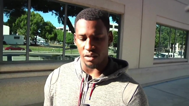 [BAY] RAW: 'It Wasn't a DUI:' 49er Aldon Smith Bails Out of Jail