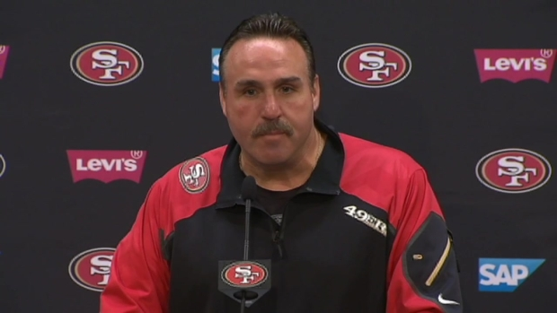 [BAY] 49ers Coach Tomsula on Aldon Smith Arrest