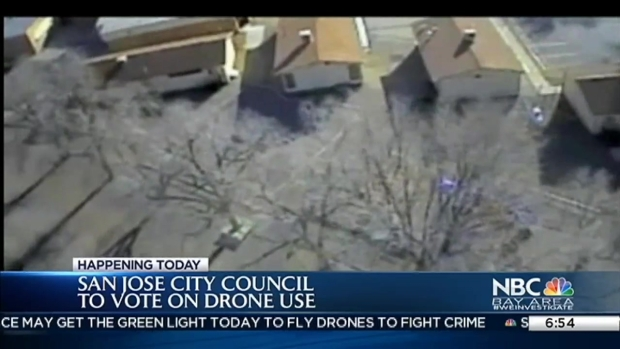 San Jose City Council to Vote on Pilot Program for Police Drone