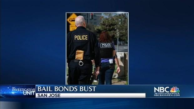 Bail Bondsmen Arrested in Bay Area Sweep