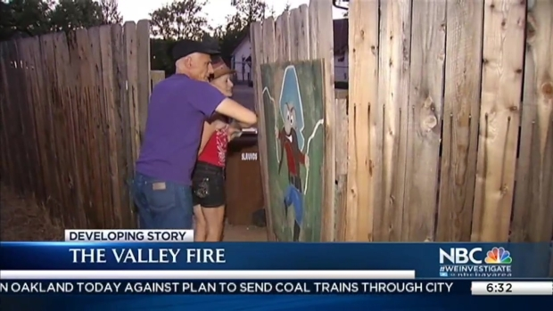 [BAY] Schools Open, Many Evacuees Can Return Home After Valley Fire