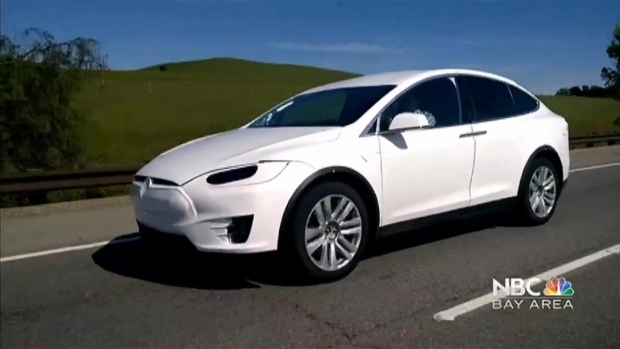 [BAY] Tesla's First SUV, The Model X, is Finally Hitting the Road