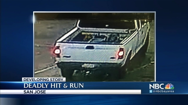 [BAY] San Jose Police Looking for Driver in Fatal Hit-and-Run