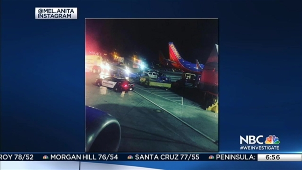 [BAY] Southwest Passenger Allegedly Chokes Woman For Reclining in Seat: Witness
