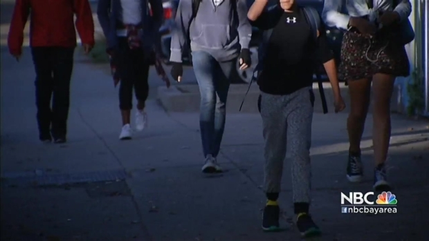 [BAY] Parents, Kids on Edge After Seven Attempted Child Abductions in Berkeley In One Month
