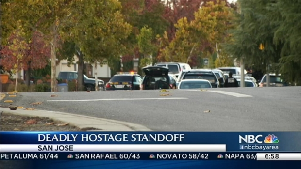 [BAY] Neighbors Stunned After Suspect and Hostage Killed in Standoff