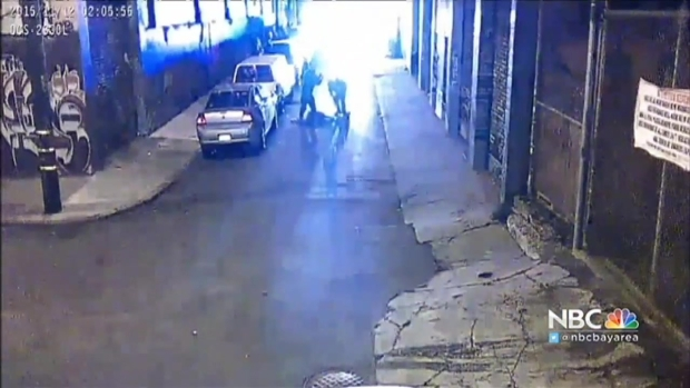 [BAY] Deputies Seen Beating Suspect in SF Put On Leave